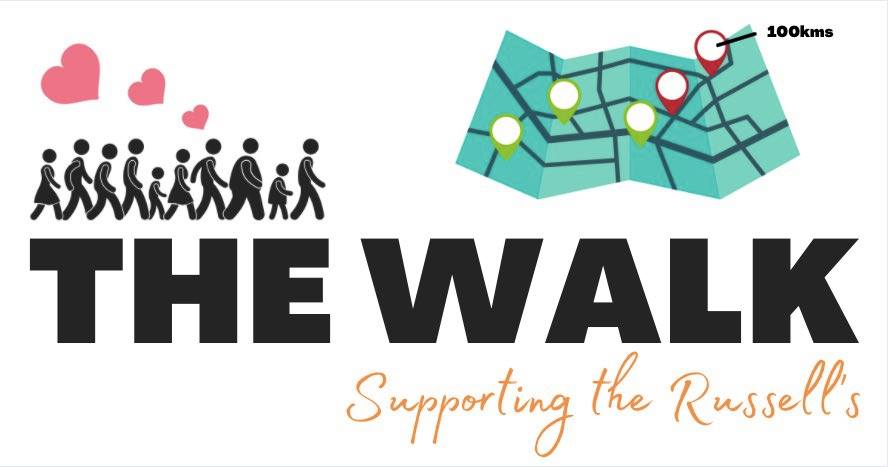 """WEIR sponsors Daryl Harding in his run of """"The Walk"""" to raise funds for Tallebudgera family"""